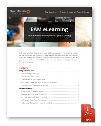 EAM eLearning