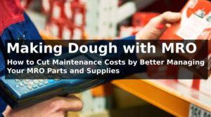 Achieving MRO supply chain savings