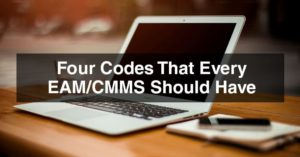 EAM/CMMS Codes