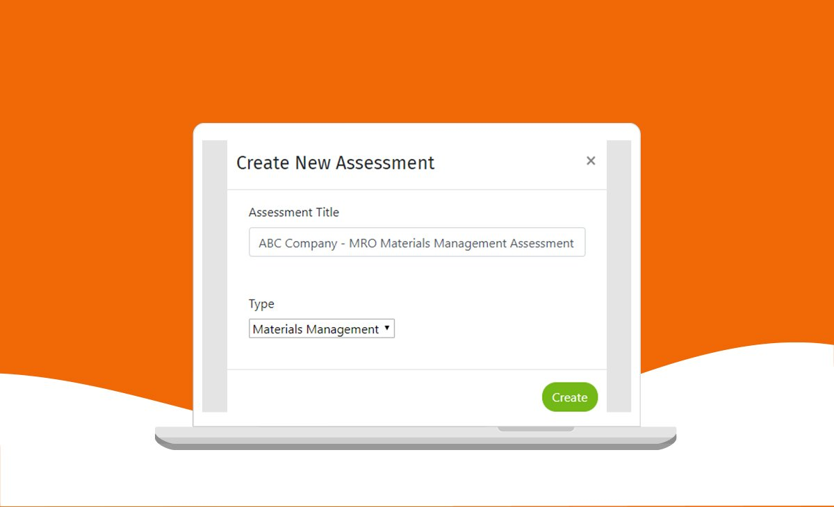 Quickly create new assessments